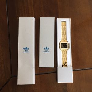 Adidas Archive M1 watch - brand new
